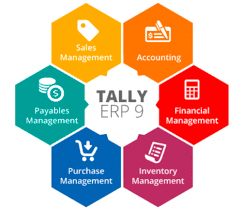 Tally ERP 9 purposes