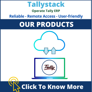 Tally on cloud products