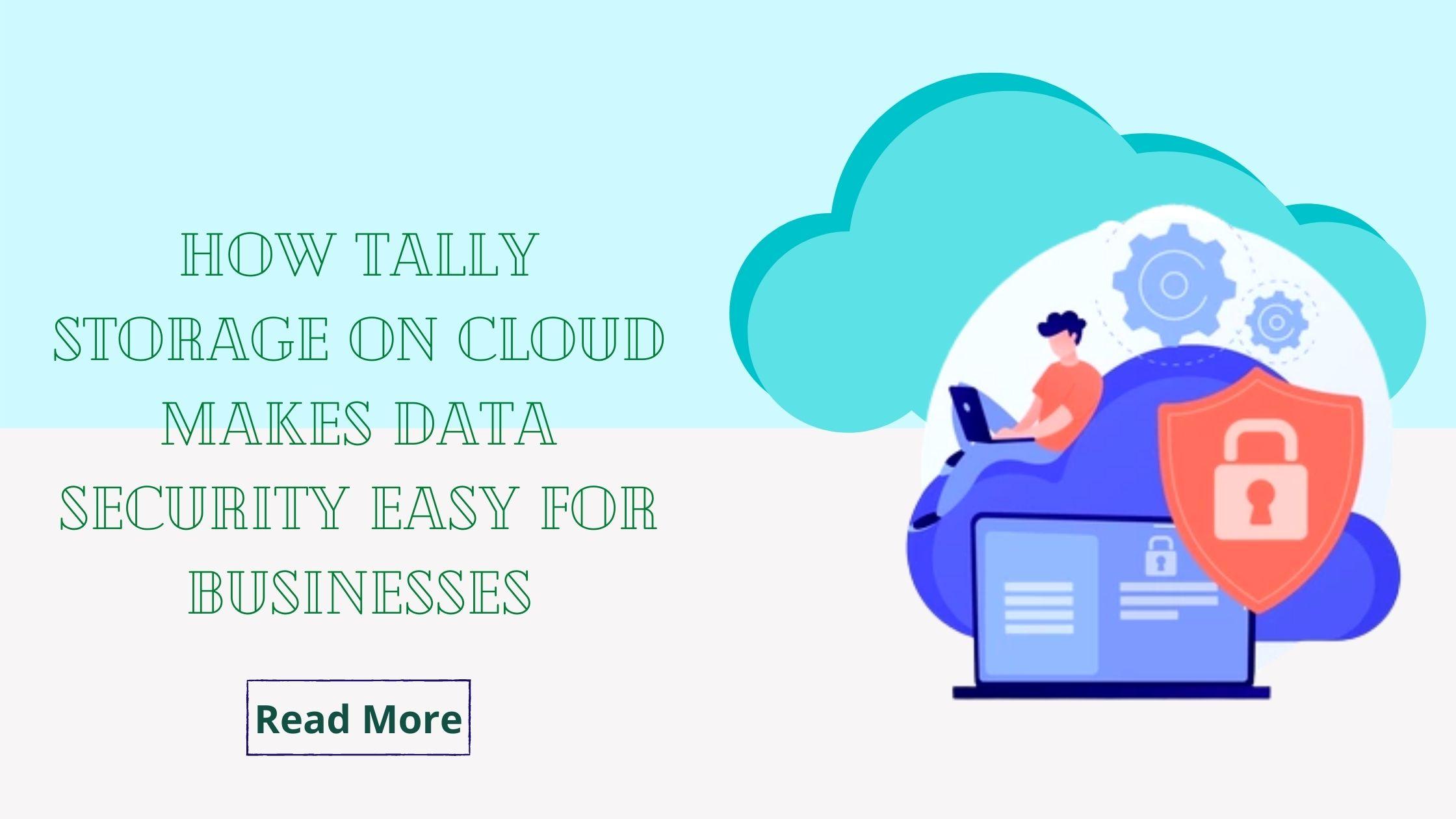 Data Security Tally on Cloud
