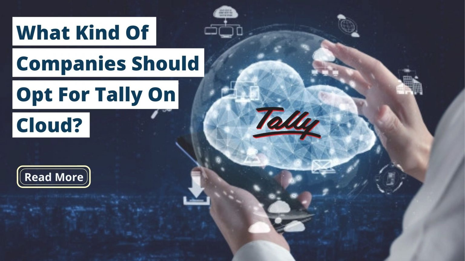What Kind Of Companies Should Opt For Tally On Cloud?