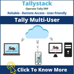 Tally on cloud Multiuser