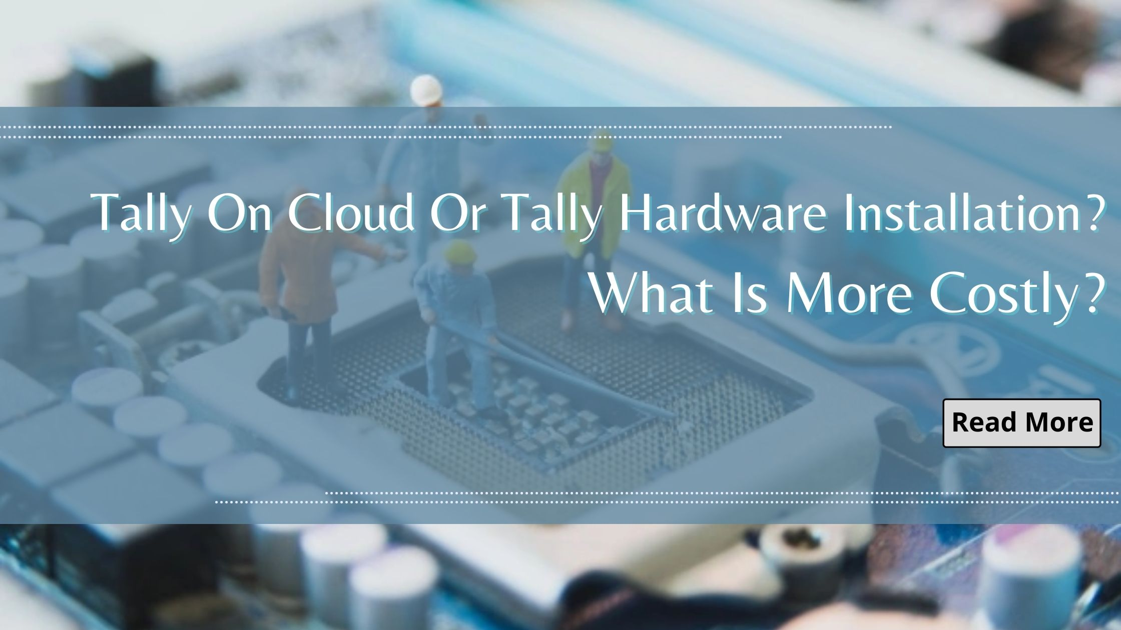 Tally On Cloud Or Hardware Installation