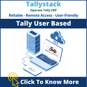 Tally on cloud User Based