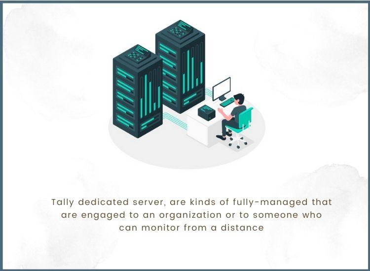 Tally dedicated server