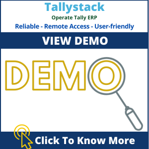 Tally on cloud demo