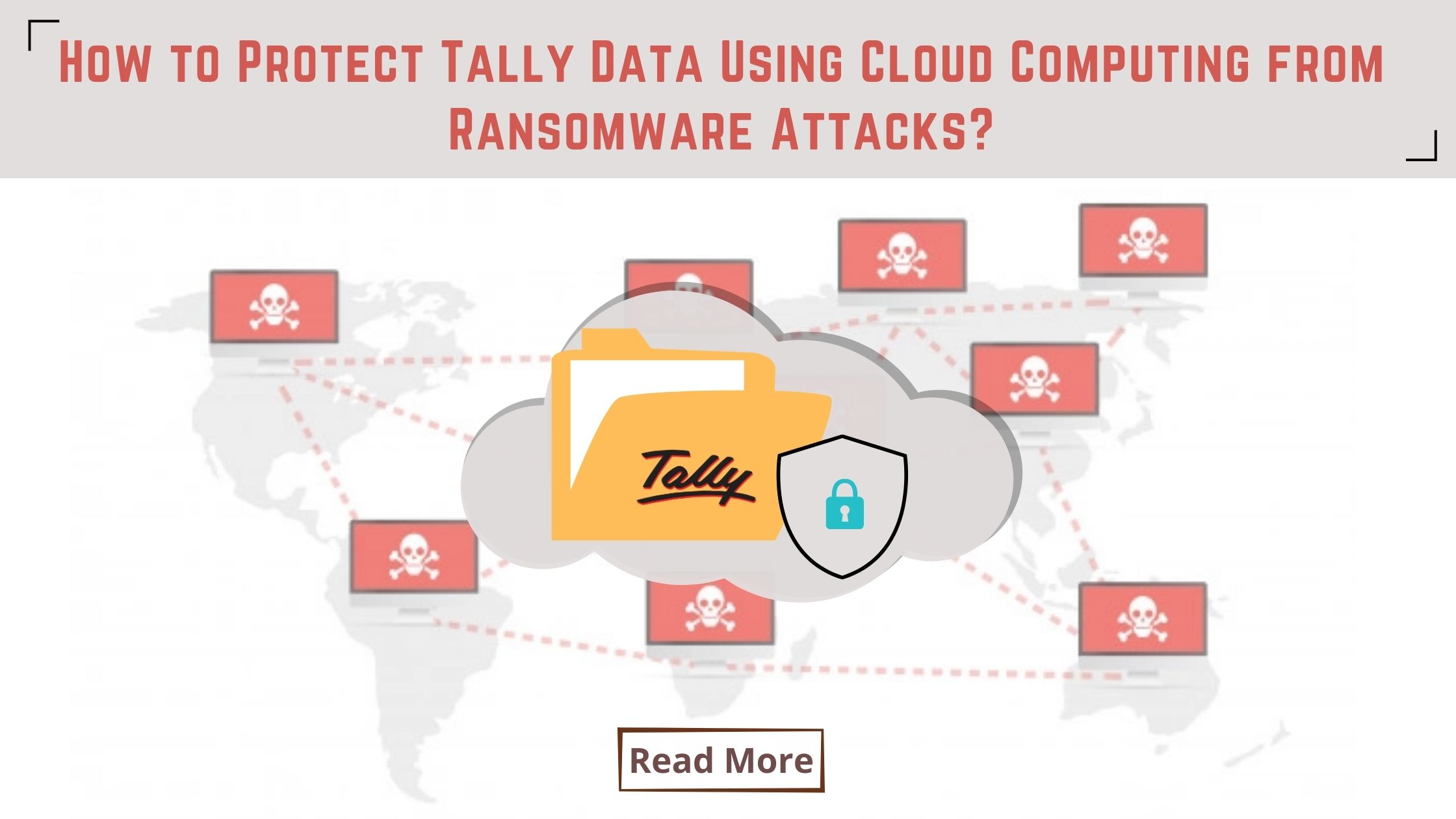 Protect Tally Data Using Cloud Computing