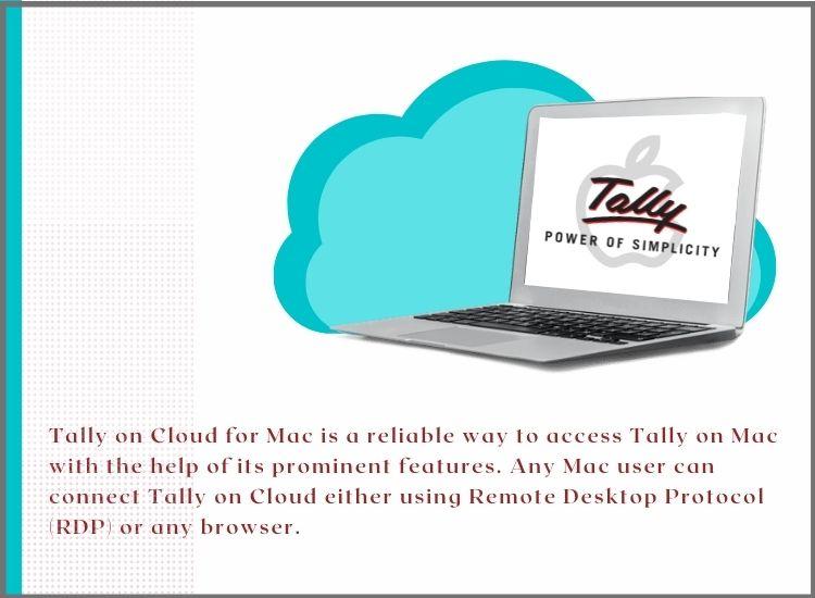 Tally cloud for mac