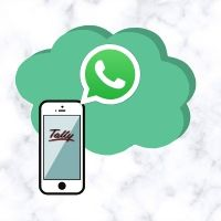 Tally on whatsapp cloud based