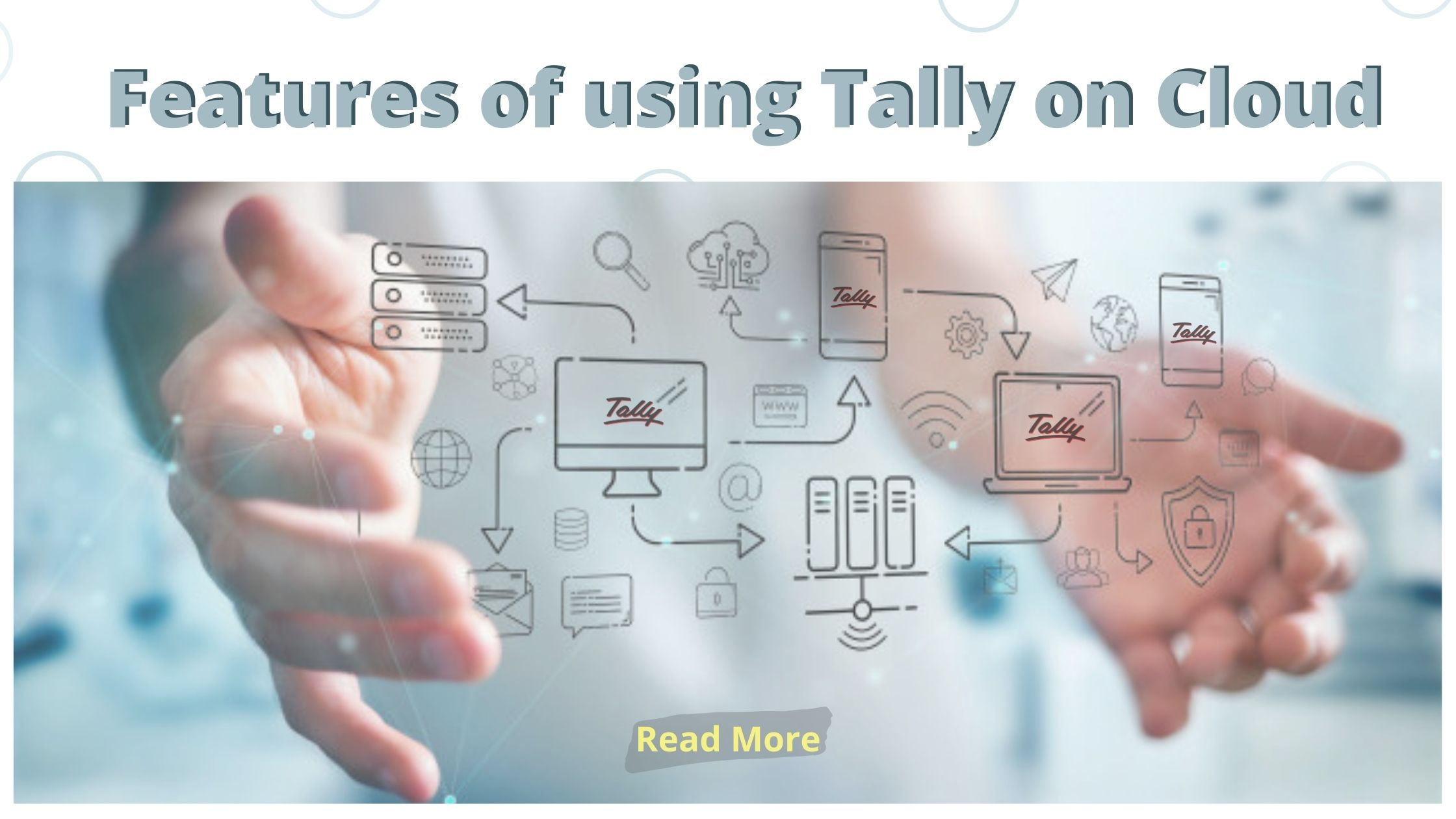 Features of using Tally on cloud