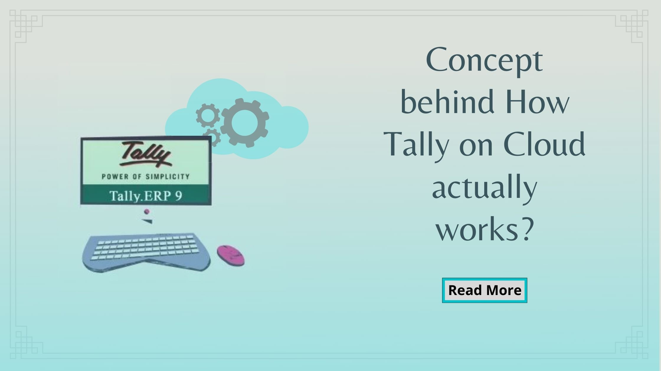 Tally on cloud works