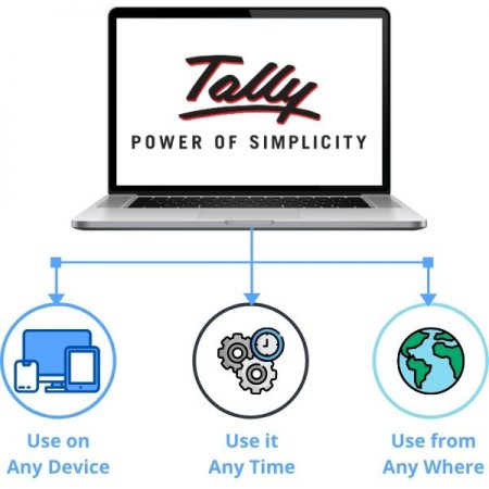 Use Tally Anywhere, Anytime & on Anydevice