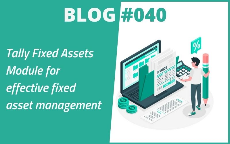 Asset Management Tally Module