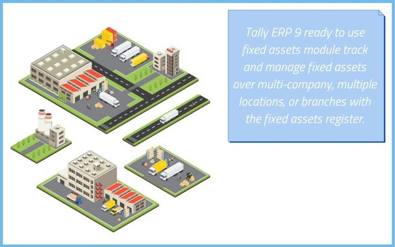 Fixed Asset Module