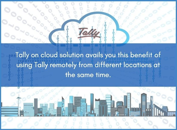 Benefits tally on cloud