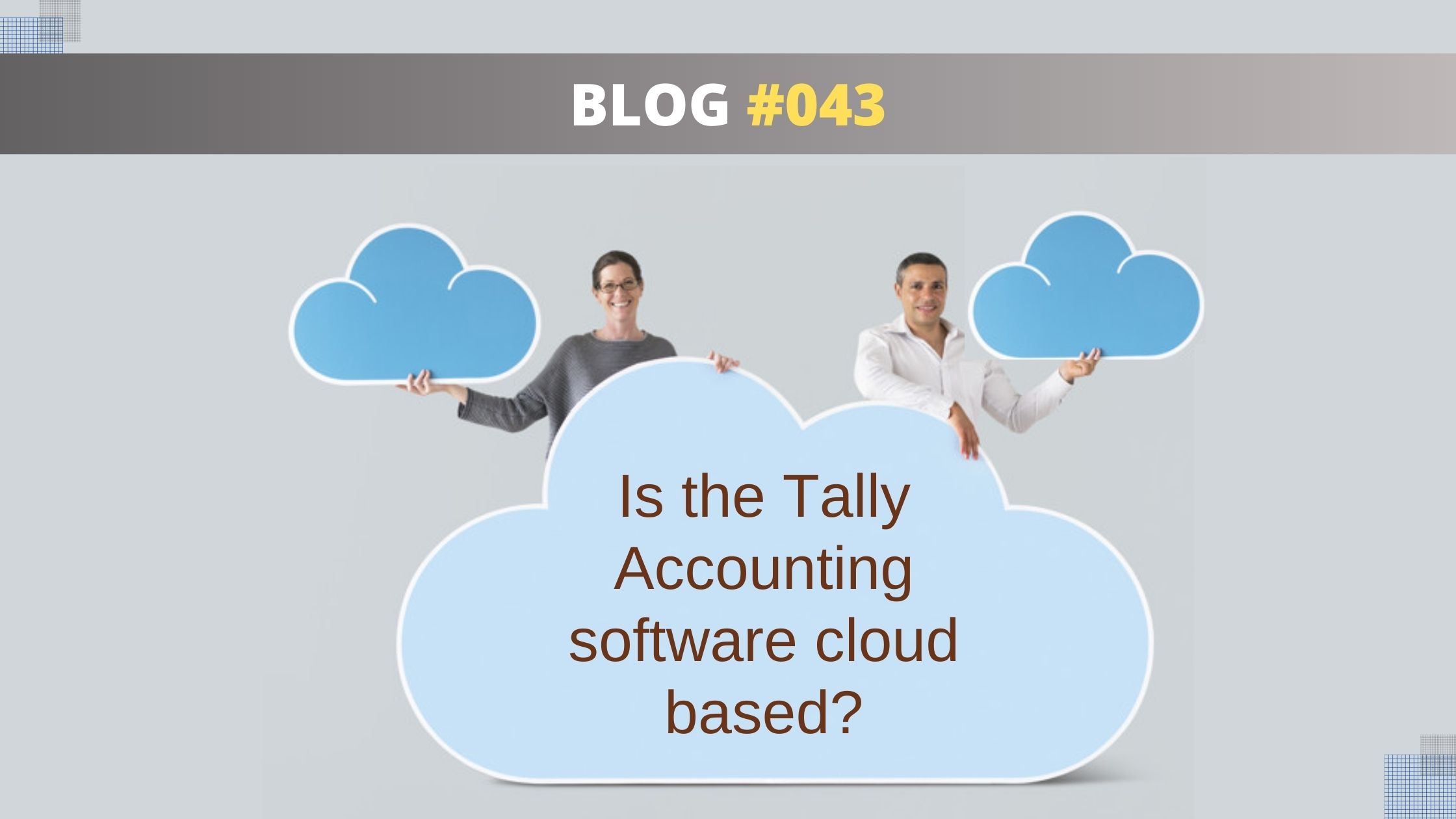 Tally software cloud based