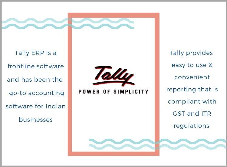 Tally ERP 9