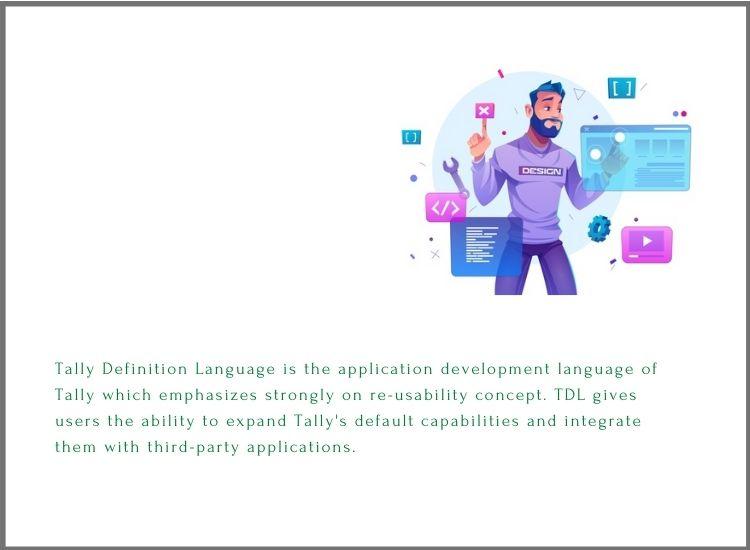 Tally Definition language