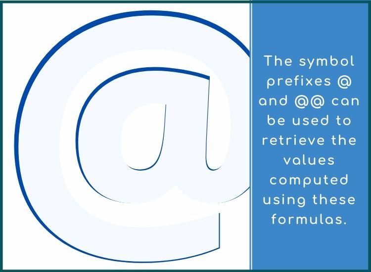 symbol prefixes